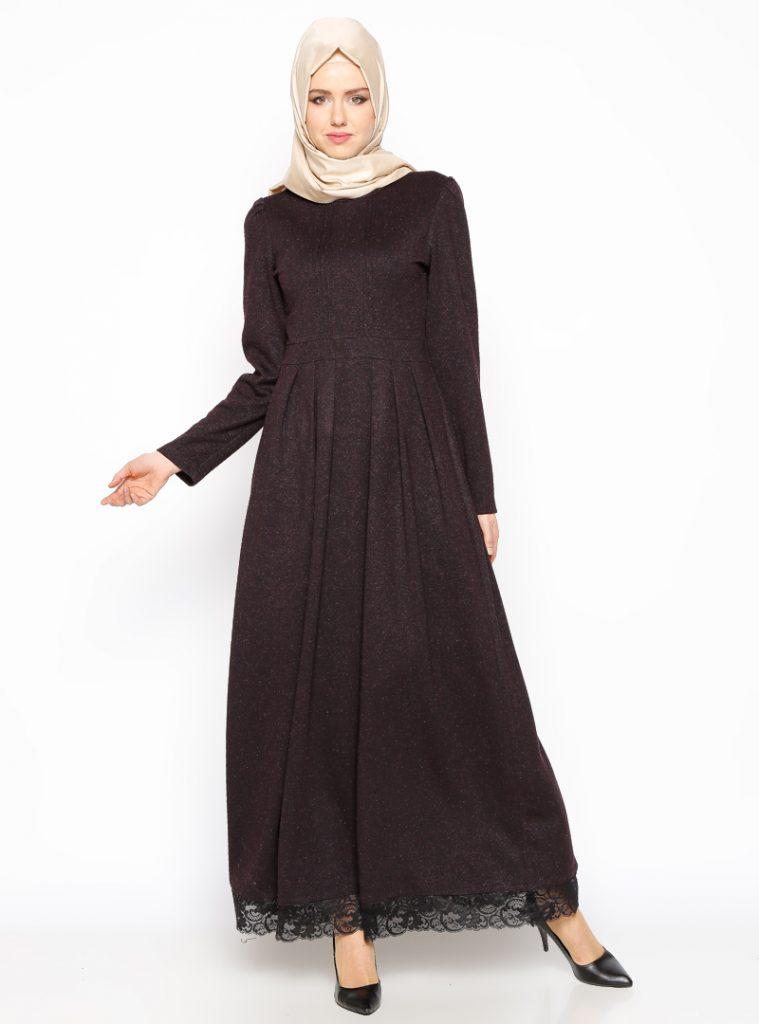 dantel-aplikeli-elbise-murdum-burun-253528-1