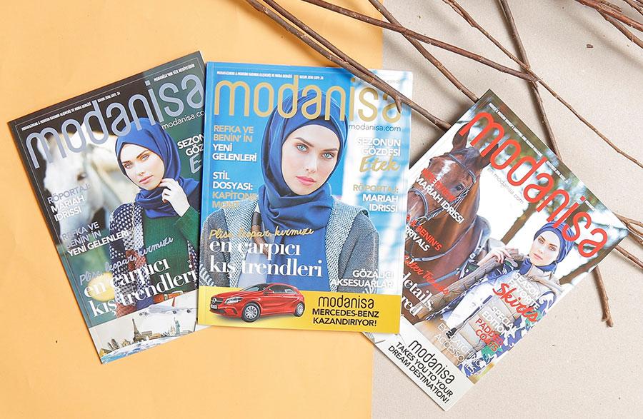 Modanisa Dergi ile Kasım Modası Bambaşka!