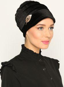 gilda-kadife-hazir-turban-siyah-vera-bone-164774-11
