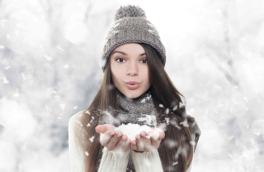 Soğuklara Karşı Dudak Bakımı