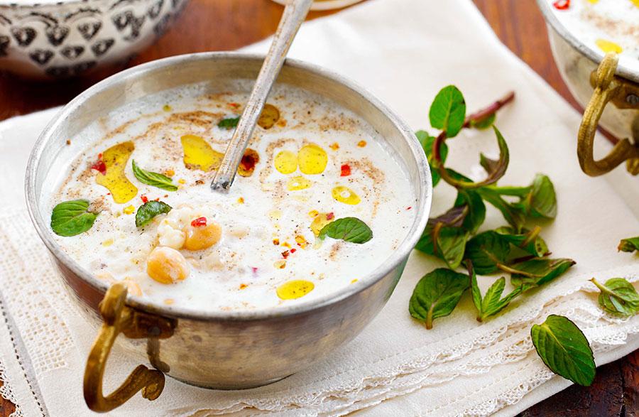 Kışın İçinizi Çorbayla Isıtın