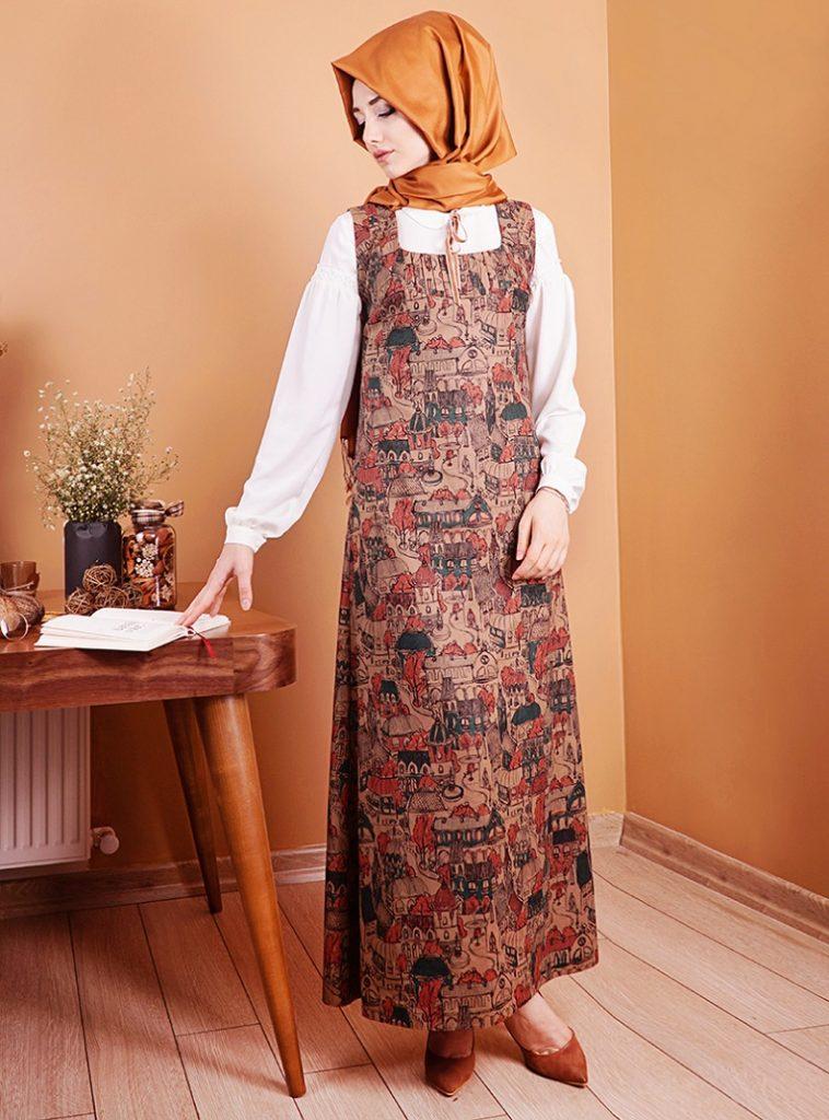desenli-askili-kadife-elbise-kiremit-gamze-ozkul-255808-1