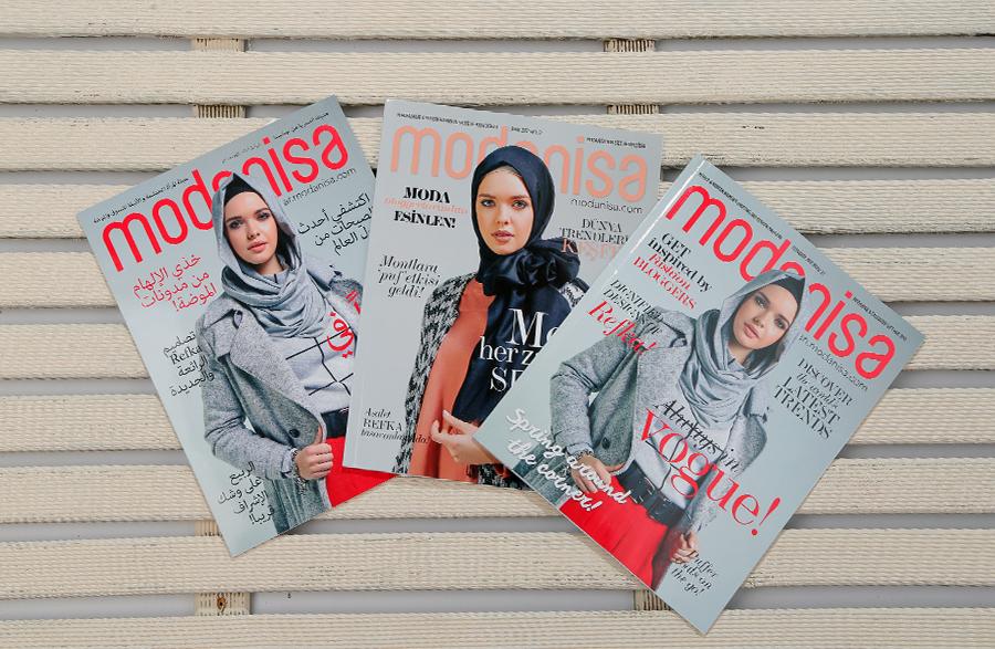 Modanisa Dergi ile Bahara Göz Kırp!