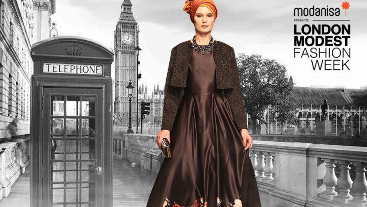 Modanisa Modest Fashion Week Londra'da!
