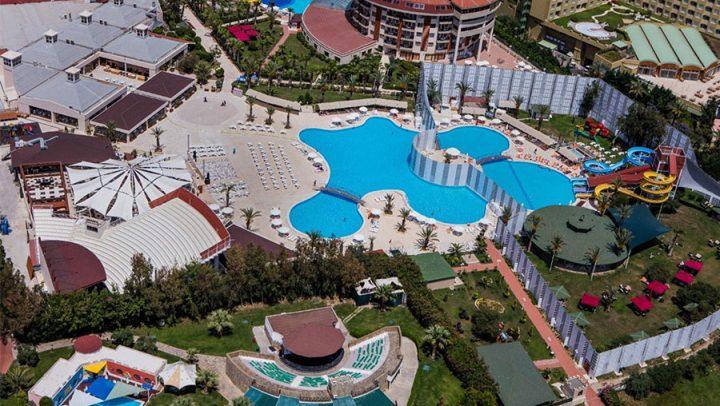 Muhafazakar Tatil: Selge Beach Resort&Spa