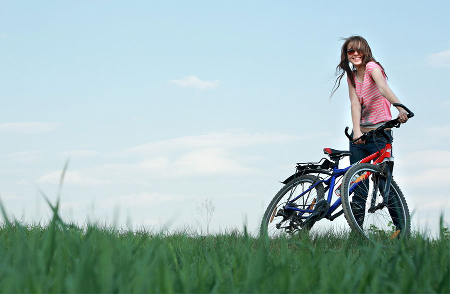 Bisiklete Binerken Kıyafet Seçimi