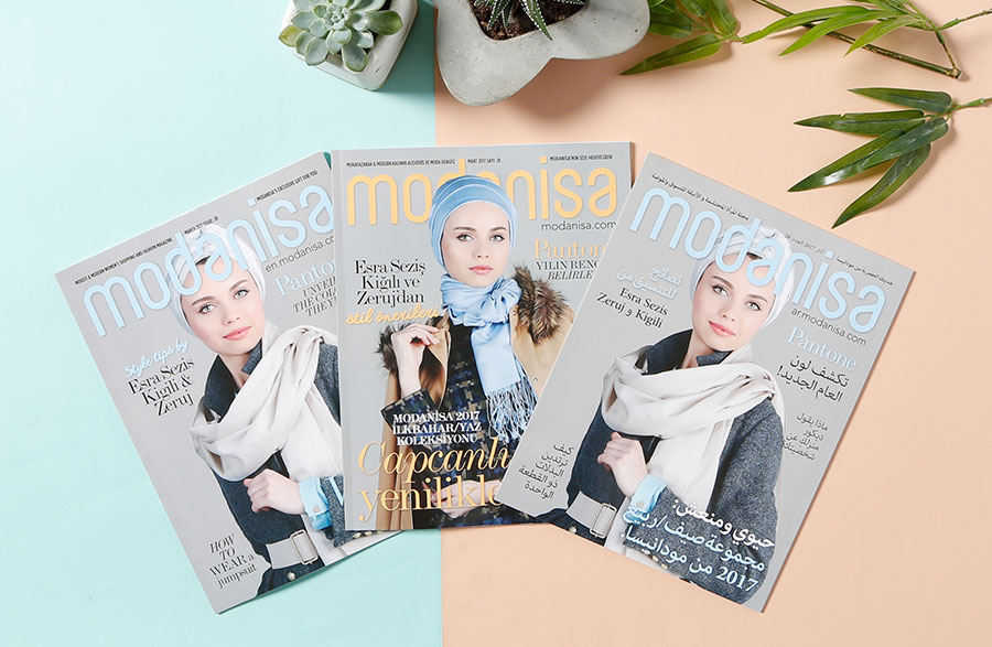 Modanisa Dergi Mart Sayısı Çıktı!