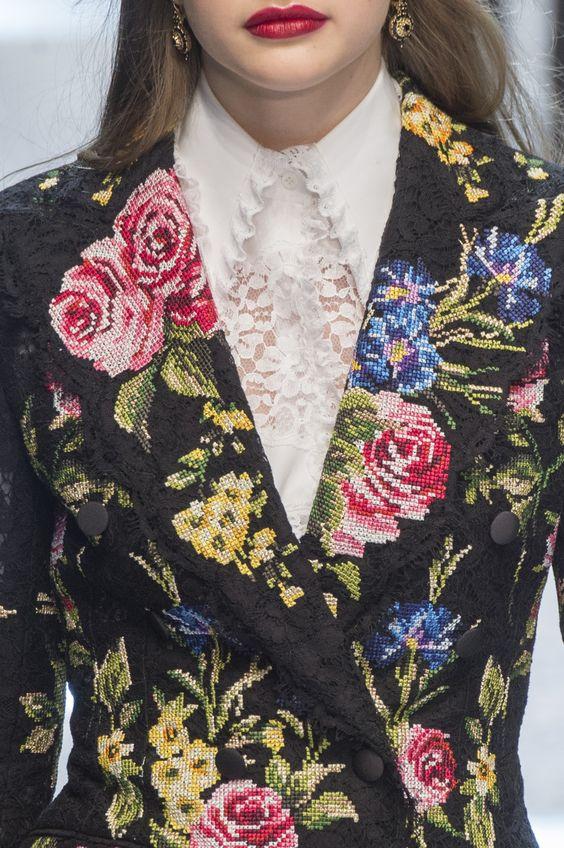 Nakış Ceket