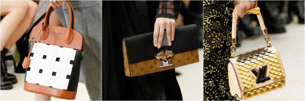 Louis Vuitton Bahar Çantaları