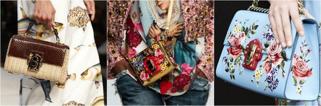 Dolce&Gabbana Bahar Çantaları