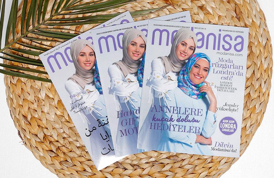 Modanisa Dergi ile Yaza Bir Kala!