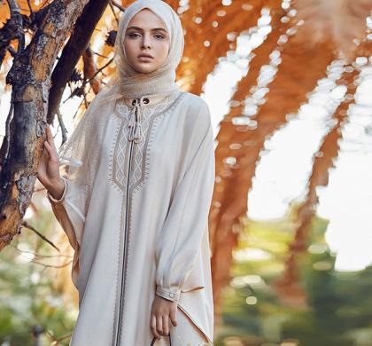 TUĞBA&Venn: Tesettür Giyimin Özel Tasarımları