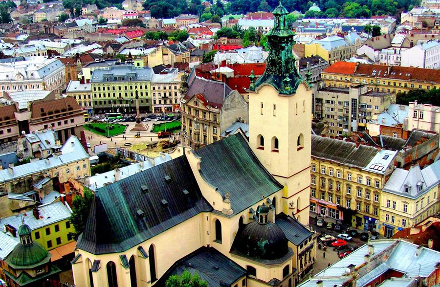 Rüya gibi bir gezi: Lviv'e yolculuk!