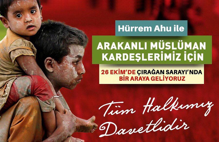 Arakanlı Müslümanlar, yardımlarınızı bekliyor!