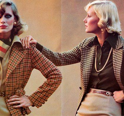 Ekoseli Blazer Ceket Modelleri