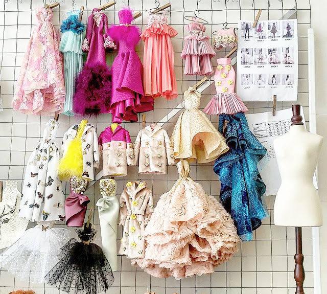 minyatur-elbise-sanati