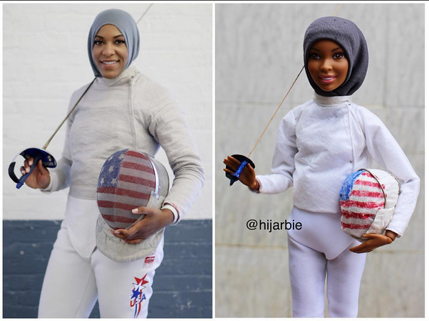 hijarbie-minyatur-elbise-sanati