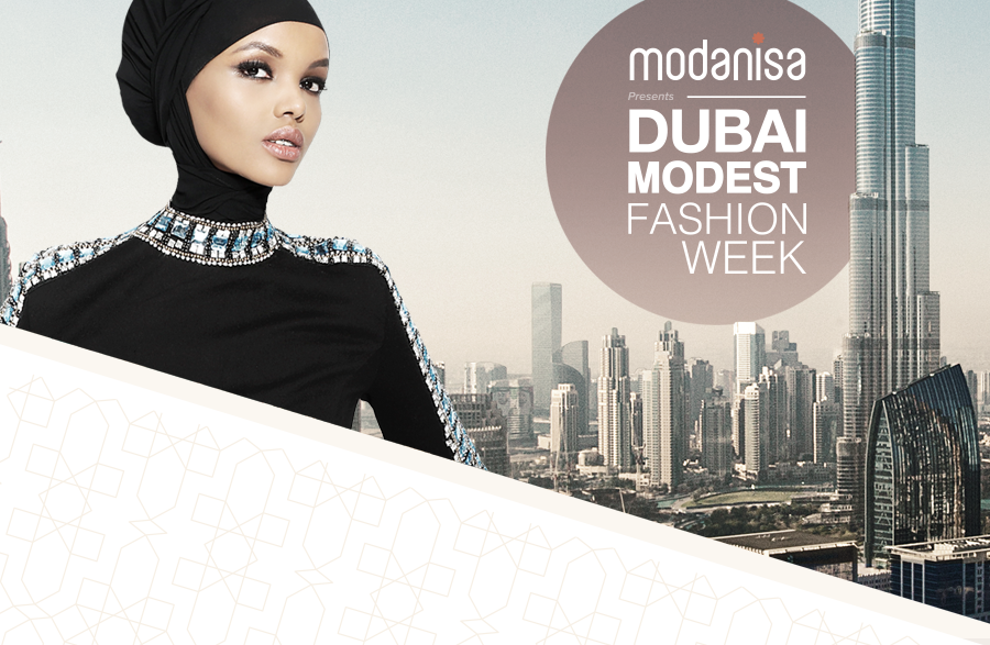 Modanisa Modest Fashion Week Dubai'de!