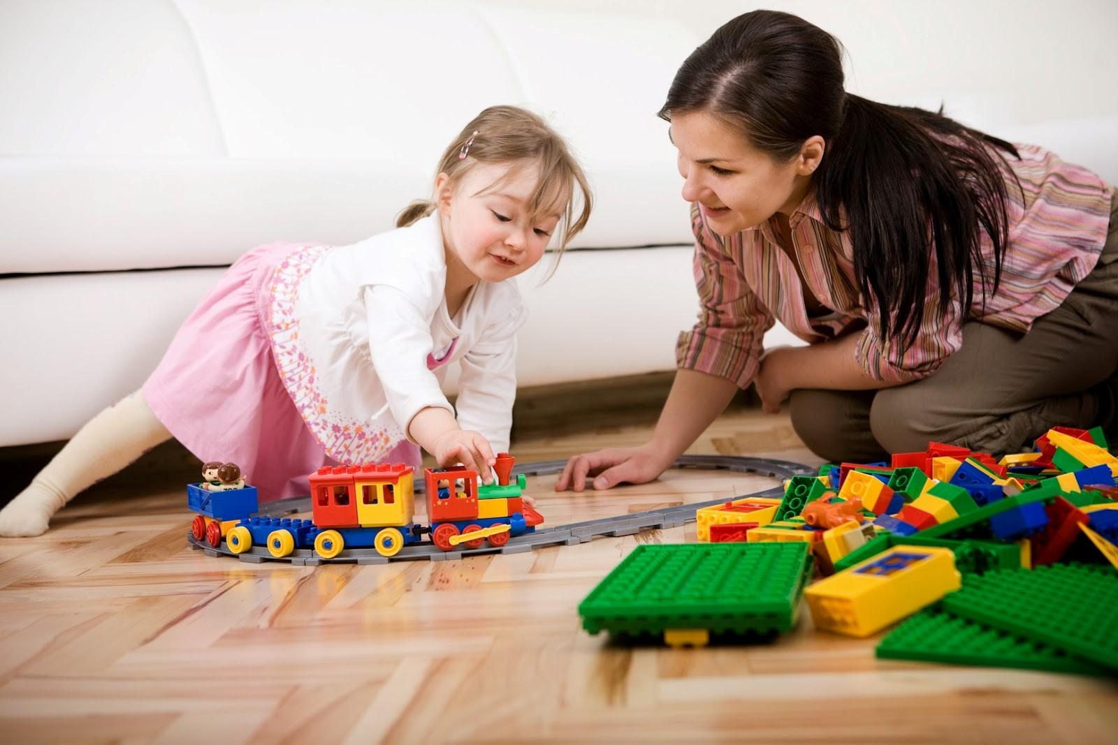 Çocuğunuzu Oyunla Tedavi Edin!