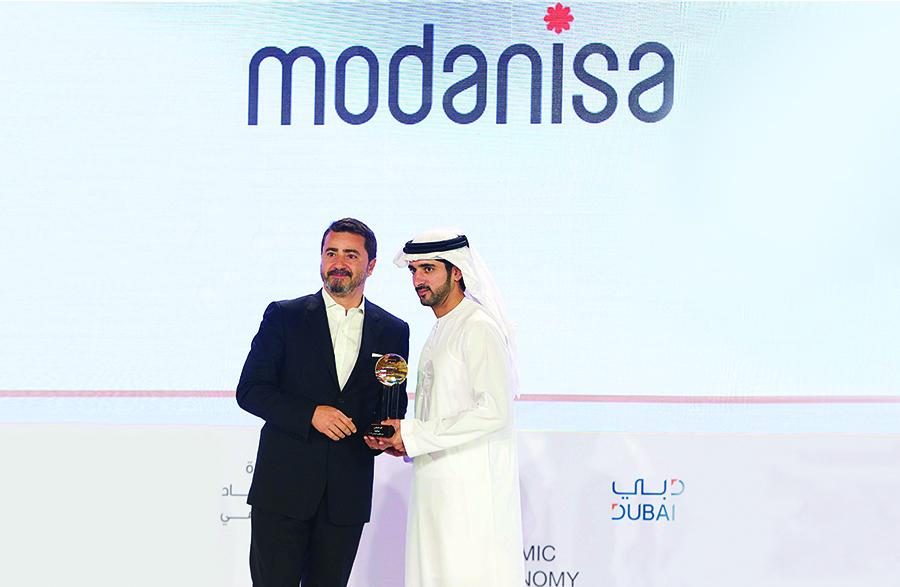 Modanisa'ya ''İslami Ekonomi Ödülü''