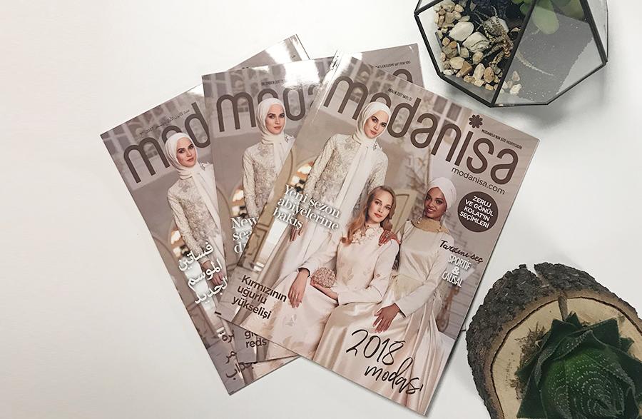 Modanisa Dergi Aralık Sayısı Çıktı!