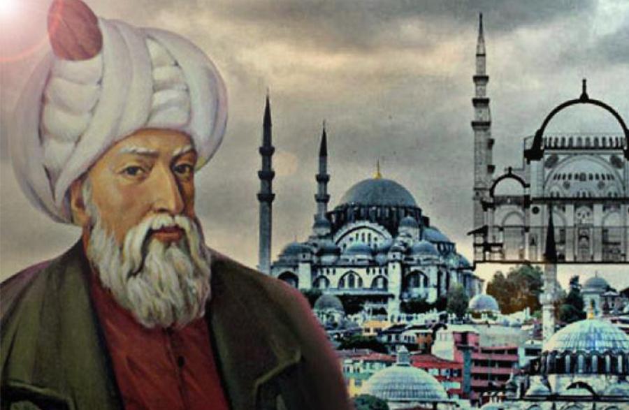 5 Cami Gezerek Sinan'ı Tanıyalım