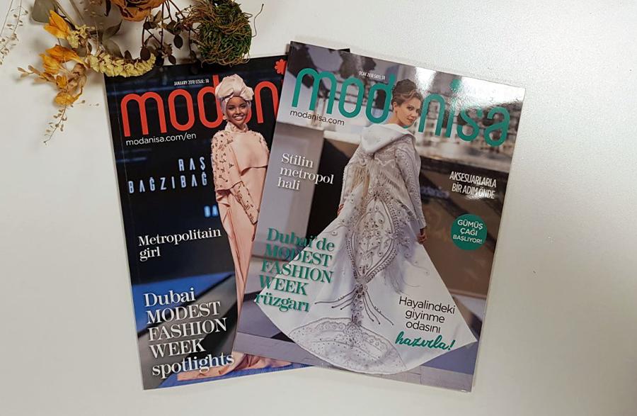 Modanisa Dergi Ocak Sayısı Çıktı!