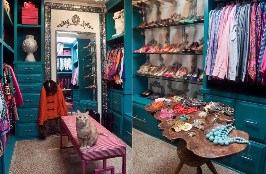 Hayalinizdeki giyinme odasını oluşturun!