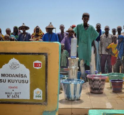 Modanisa'dan Afrika'ya İki Su Kuyusu