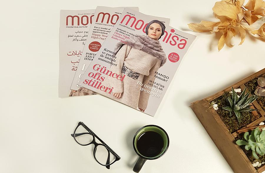 Modanisa Dergi Şubat 2018 Sayısında Neler Var?