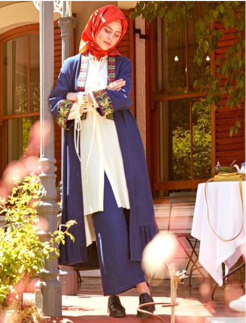 7214b6e259200 Kayra İlkbahar Yaz 2018 Koleksiyonu   Tesettür Giyim Blog