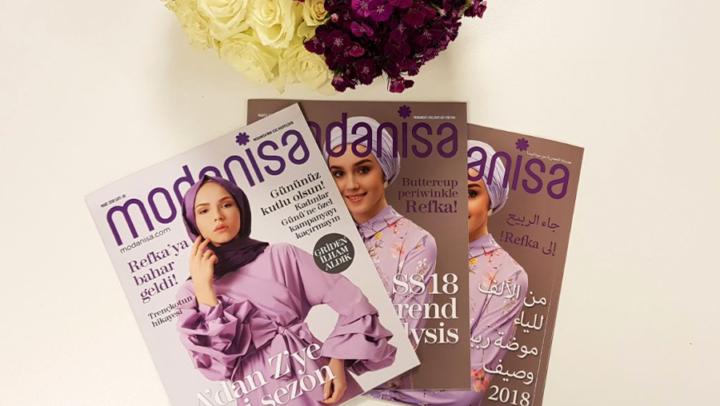 Modanisa Dergi Mart Sayısı, Kadınlar Günü'ne Özel!
