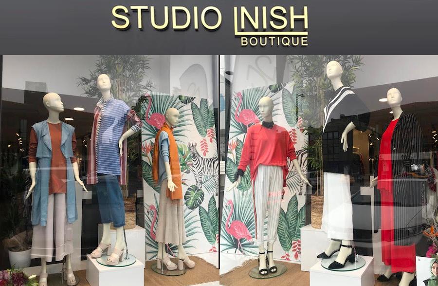 Studio Nish Boutique Artık Yeni Adresinde!