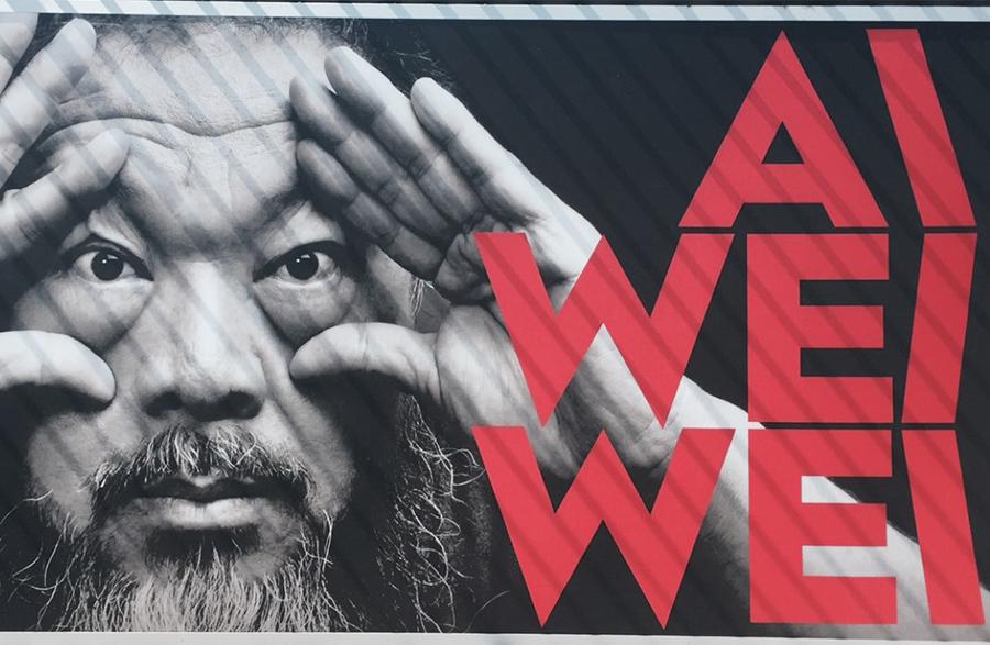 Ai Weiwei Sergisi 11 Mart'a Kadar Uzatıldı!
