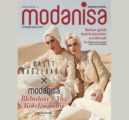 Modanisa Dergi Nisan Sayısı Çıktı!