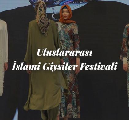 Rusya'da İslami Giysi Festivali Yapıldı