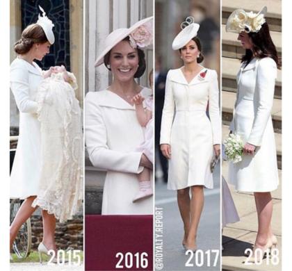 Dört Kez Aynı Elbise Giyilmez Mi?