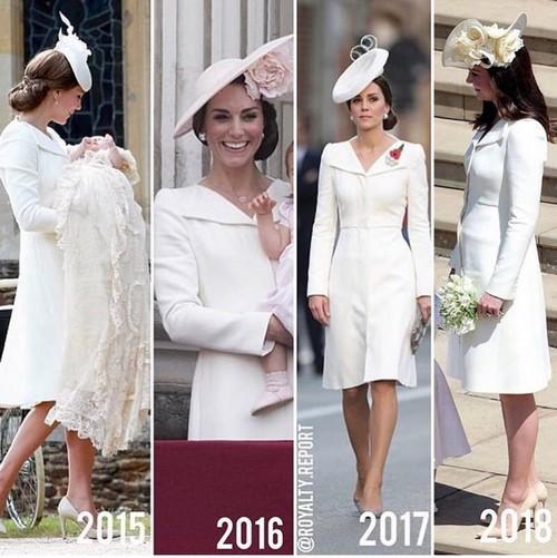 Kate Middleton beklenen düğünde herkesi ters köşe yaptı!