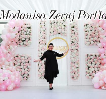 Modanisa Zeruj Port'ta