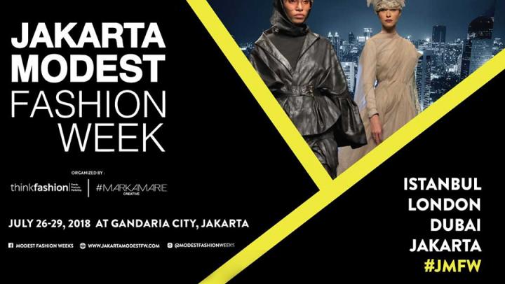 Modest Fashion Week Jakarta'da