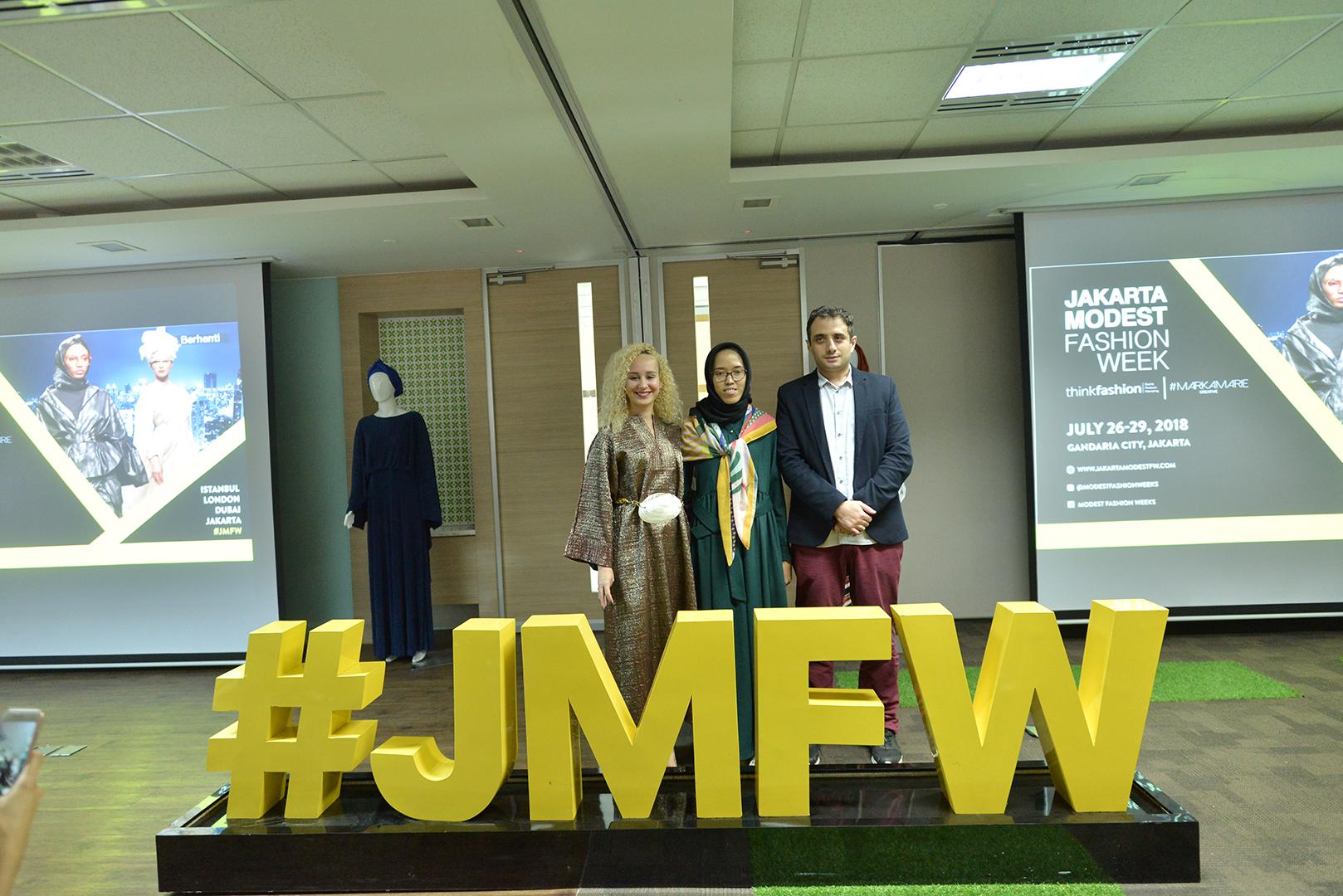 Jakarta Modest Fashion Week, dünya modasını Asya ile buluşturdu!