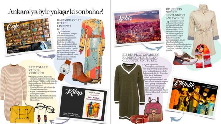 Ankara'ya Öyle Yakışır Ki Sonbahar