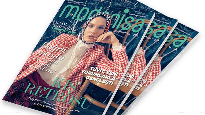 Modanisa Dergi Aralık Sayısı Yine Dopdolu!