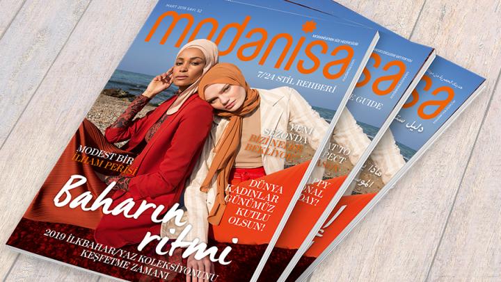 Modanisa Dergi Mart Sayısında Neler Var?