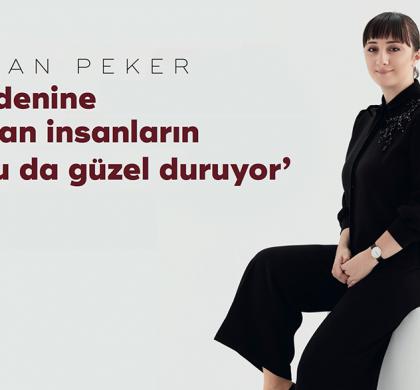 Nihan Peker Röportaj /  İstanbul Modest Fashion Week
