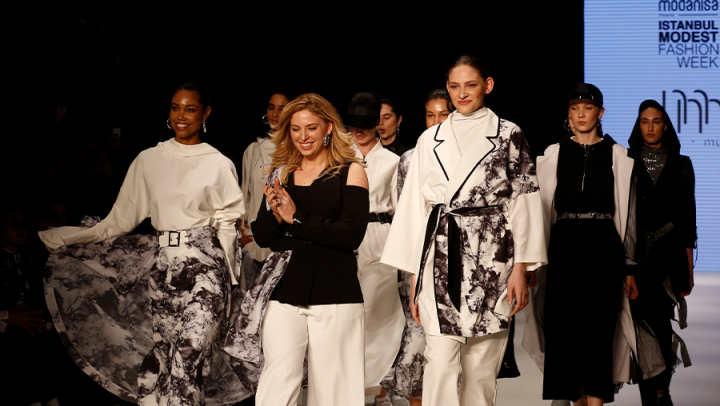 İstanbul Modest Fashion Week – Muni Muni