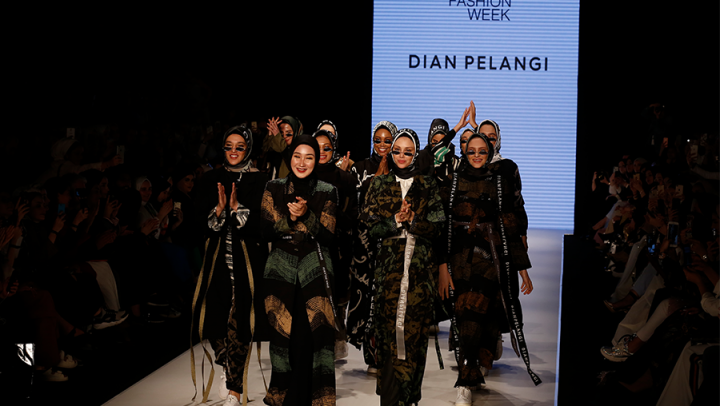 İstanbul Modest Fashion Week – Dian Pelangi Show