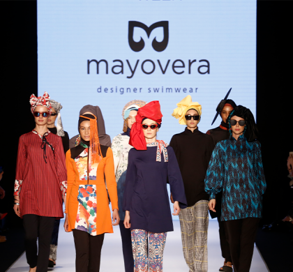 İstanbul Modest Fashion Week – Mayovera Show