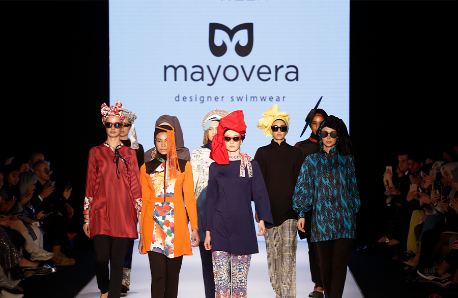 İstanbul Modest Fashion Week – Mayovera Show
