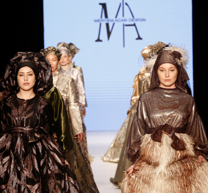 İstanbul Modest Fashion Week – Meryem Acar Show